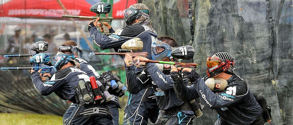 Packs en Platja d'Aro paintball
